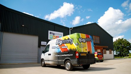 10,000 sq foot premises in Houghton, between St Ives and Huntingdon
