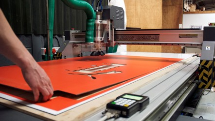 Our router with engrave, cut and fold up-to 1220mm x 2440mm