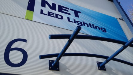 Dibond Sign - 3mm thick, laminated